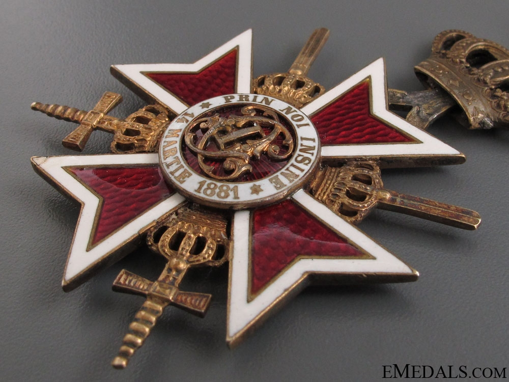 Order of the Crown- Type II (1932-1946)