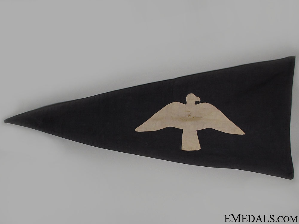 Deutsches Jungvolk Troop Pennant
