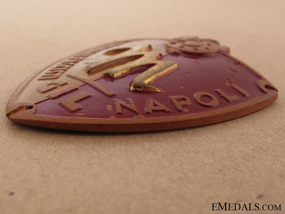 Young Fascist Arm Badge - Napoli