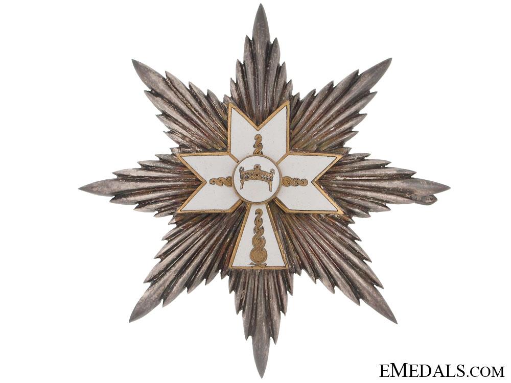 Order of King Zvonimir - Grand Cross