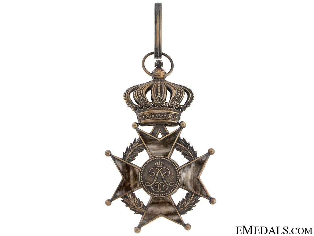 Order of Leopold II - Commander