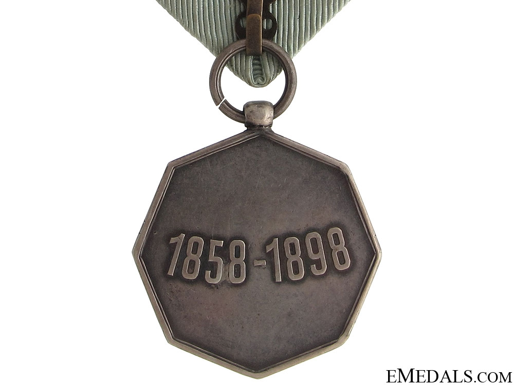 Medal St.Andrew Commemorative 1858-98