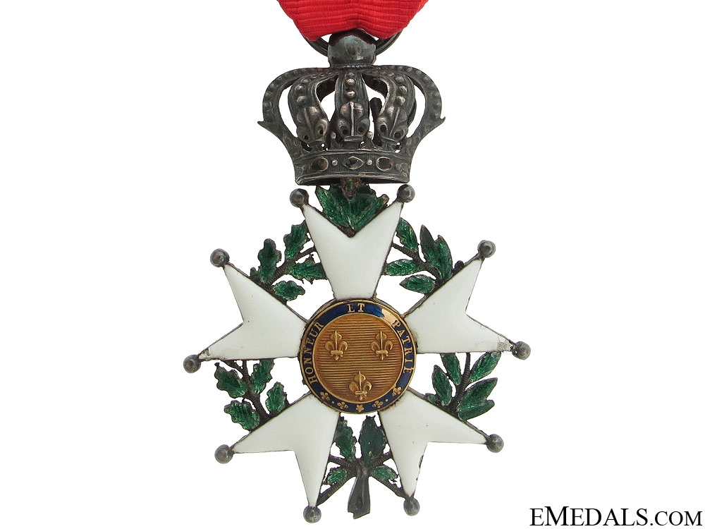An Early Legion D'Honneur 1814-1830
