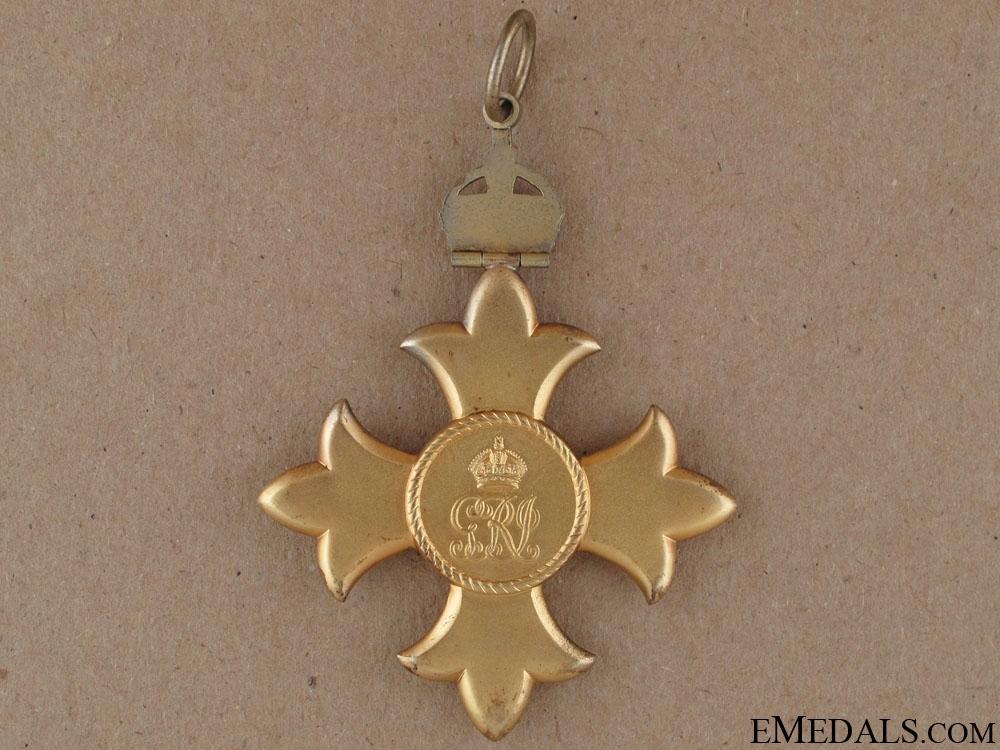 Order of The British Empire C.B.E.