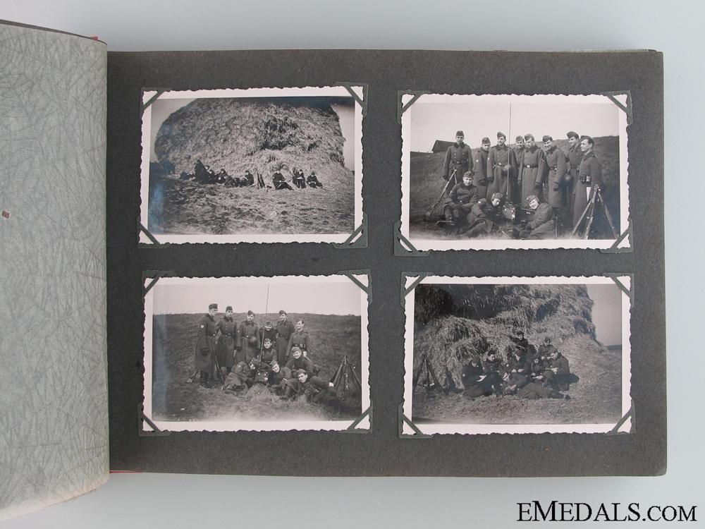 Photo Album of the 369th (Croatian) Inf. Regiment
