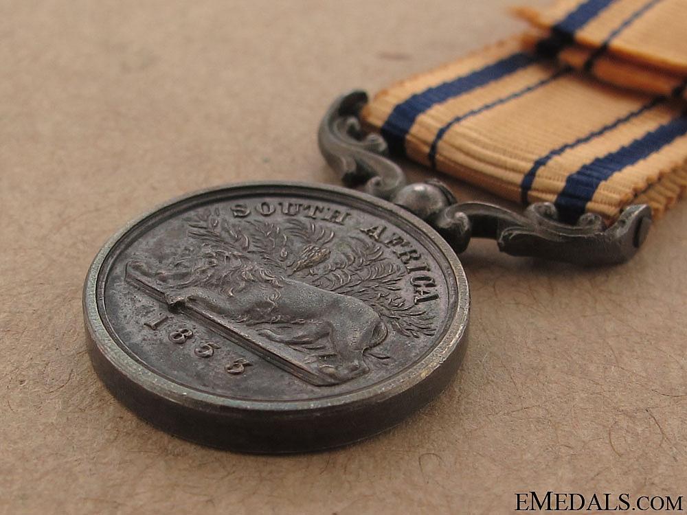 A Period 1853 South Africa Miniature