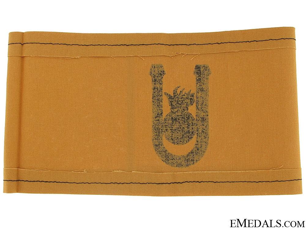 Ustasha Armband