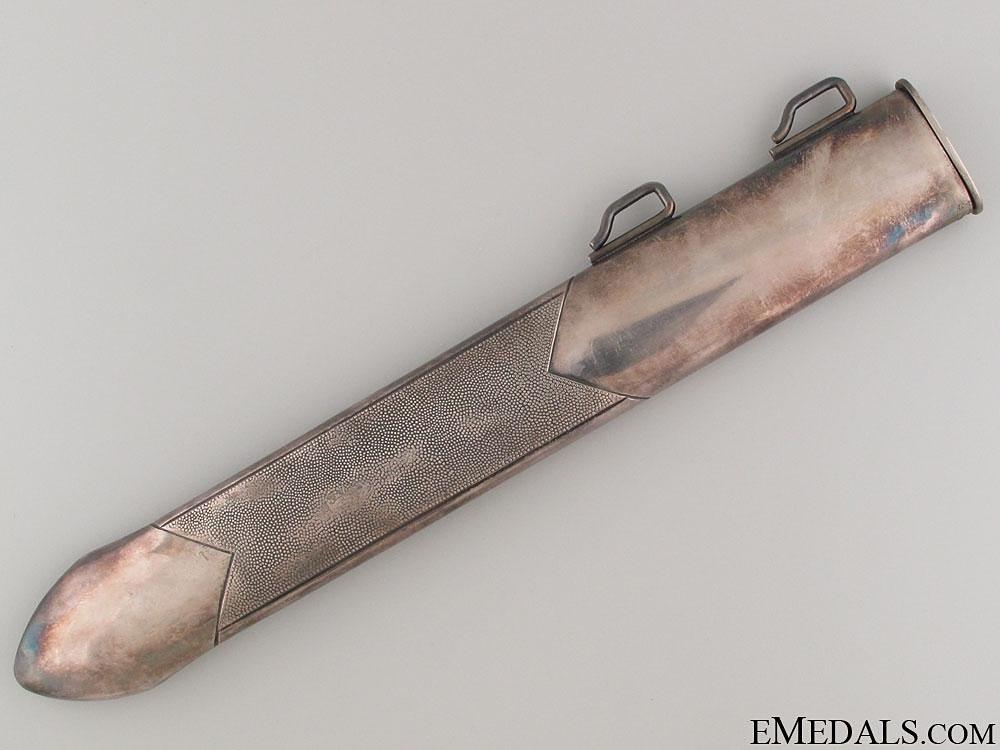 A Fine RAD Leader Dagger by E.F.Horster