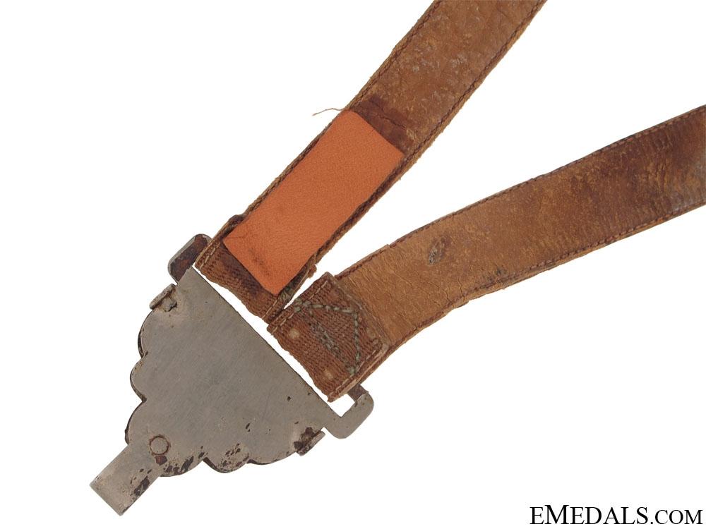 A WWII Croatian Air Force Dagger