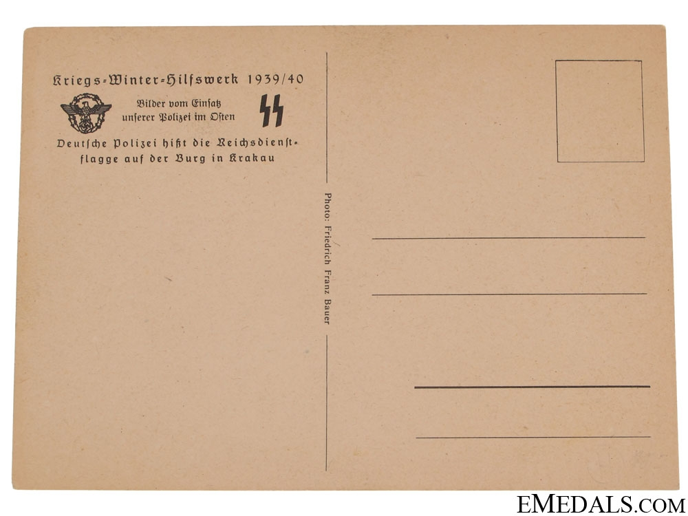 An Original SS Photo Postcard