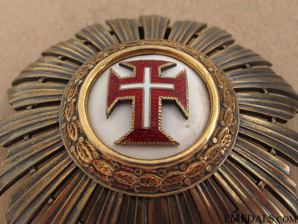 The Military Order of the Christ