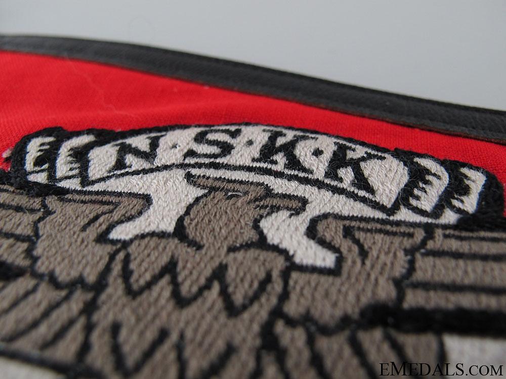 NSKK Car Pennant