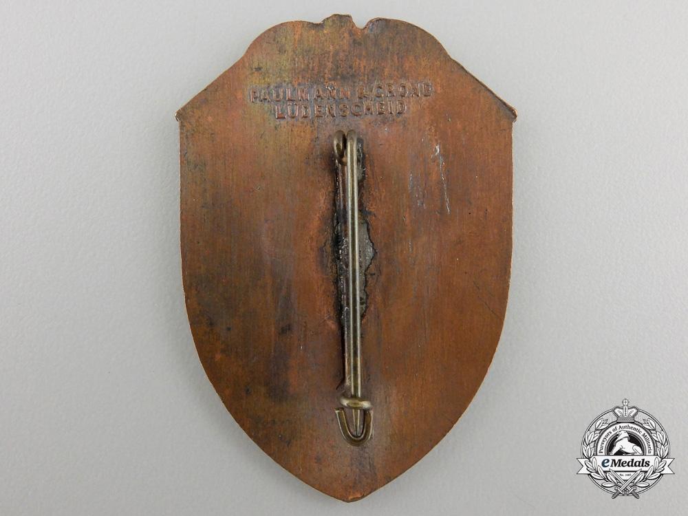 A1933 NSLB Gau Thüringen Meeting Badge