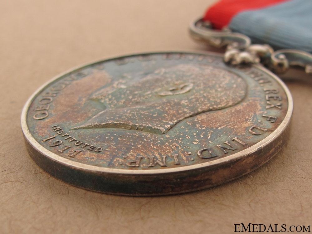 Rocket Apparatus Volunteer Long Service Medal