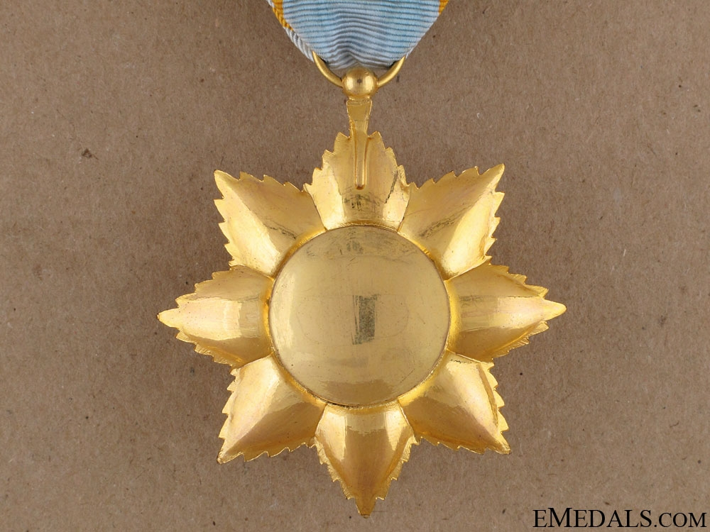Order of the Star of Anjouan
