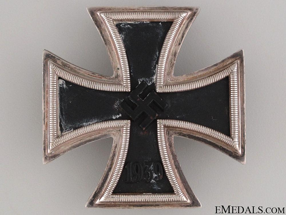 Iron Cross 1st Class 1939 by Zimmermann