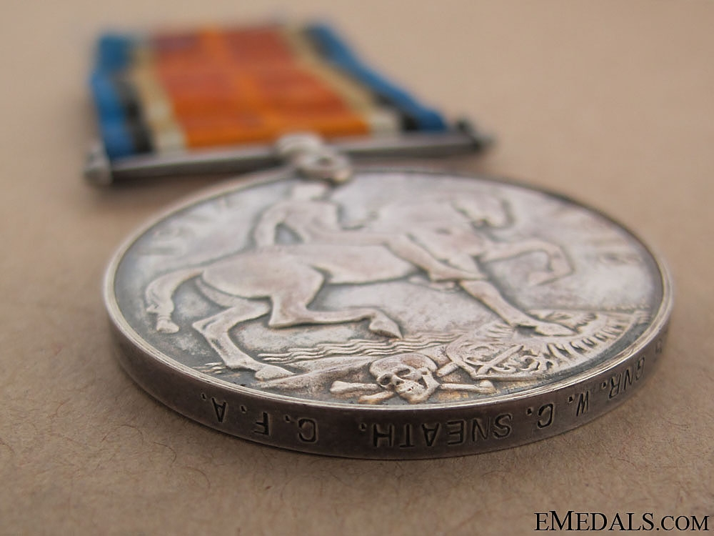 WWI British War Medal - CFA