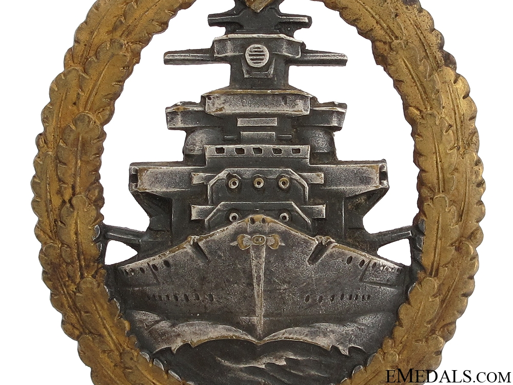 High Seas Fleet Badge by Schwern