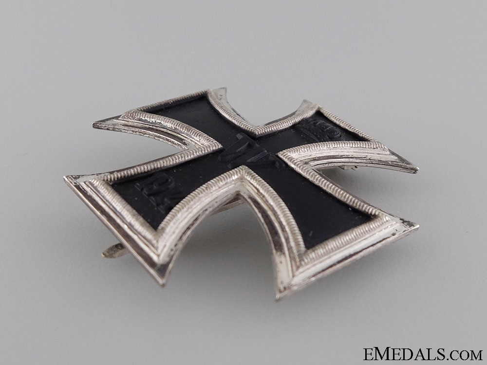 An Iron Cross First Class Class 1914