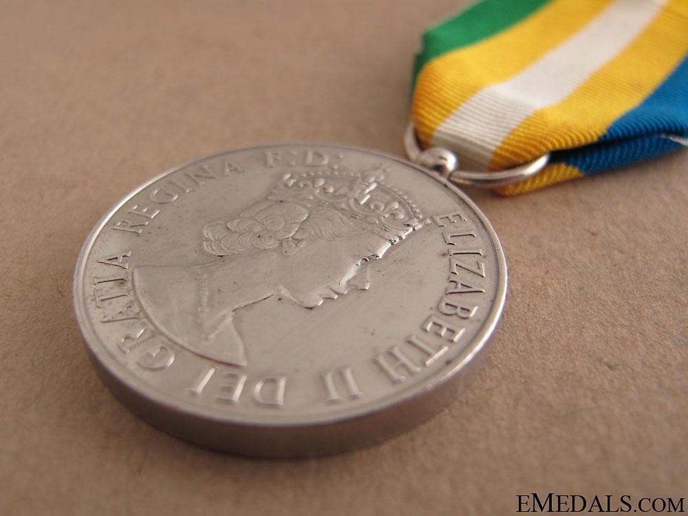 Solomon Islands Independence Medal