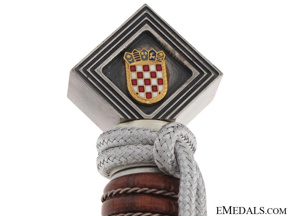 A Croatian Air Force Dagger