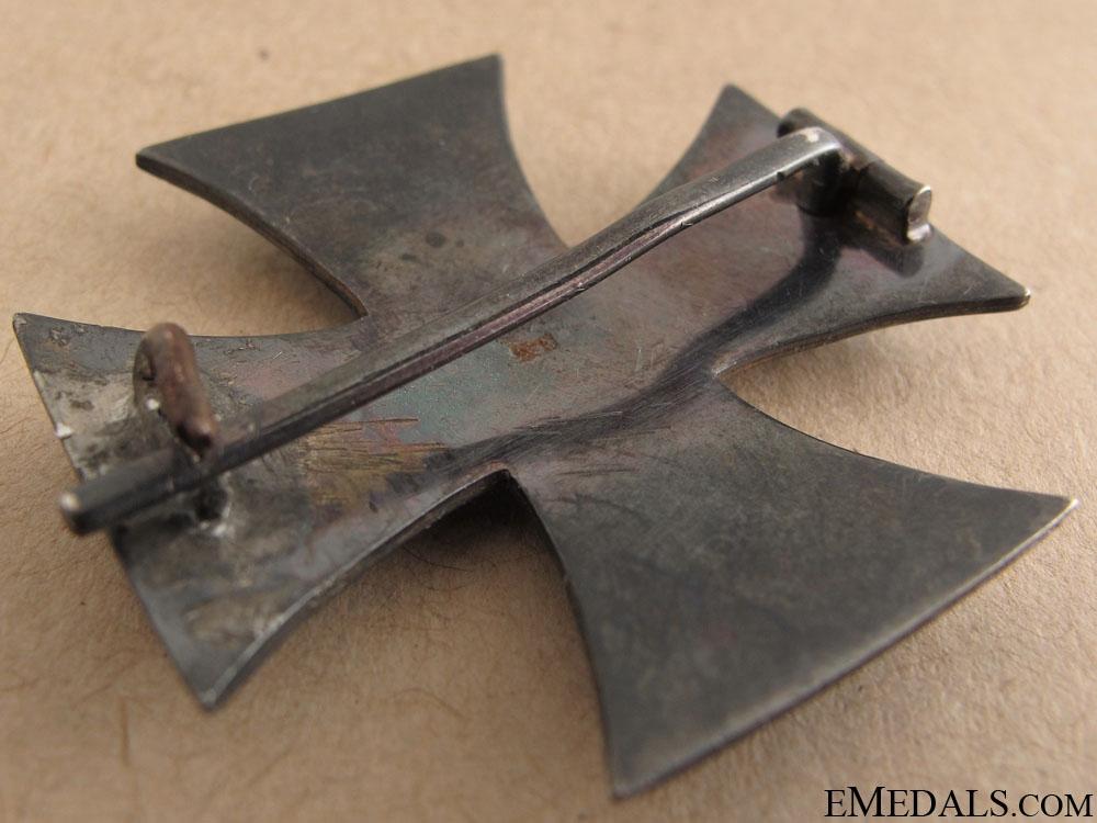 Iron Cross 1st. Class 1914