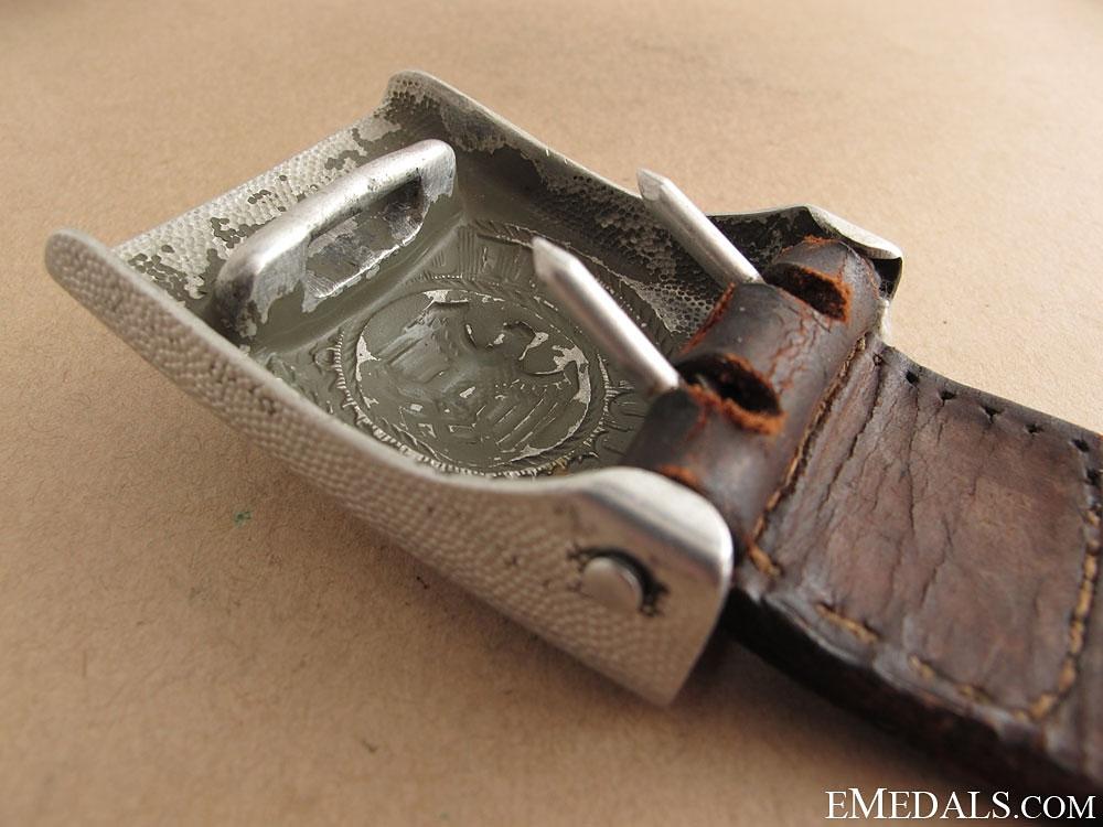 An Army Belt Buckle