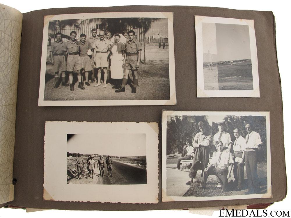 1940 Polish Photo Album - Palestine