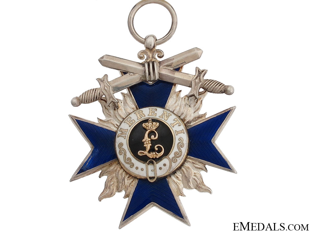 Order of Military Merit - 4th Class