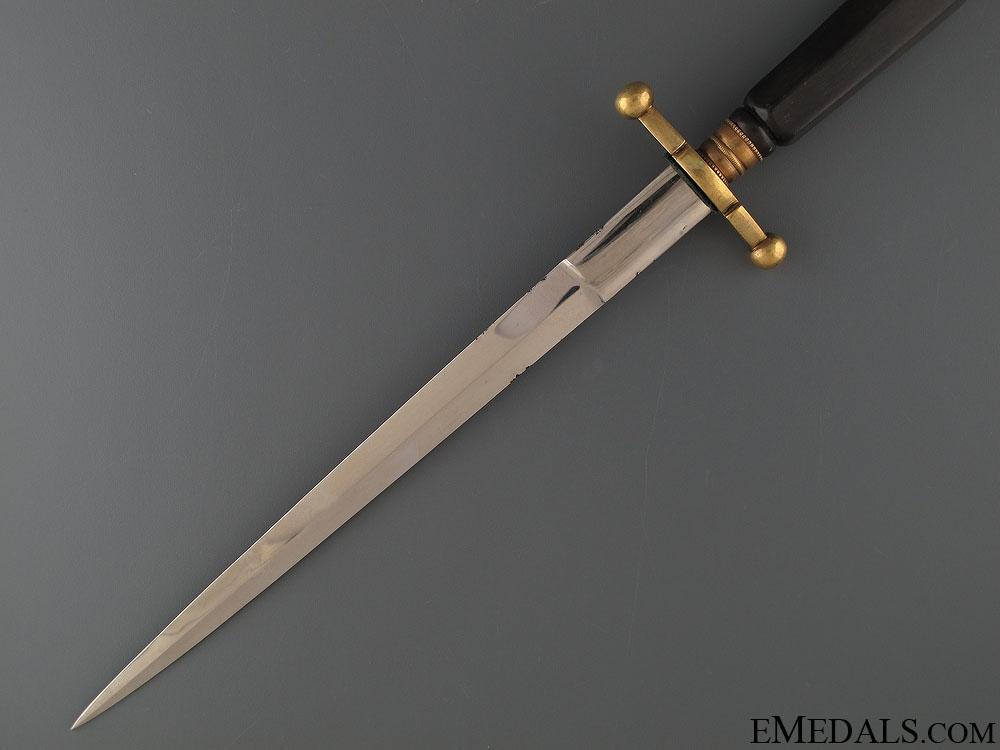 A Fine 1910 Royal Danish Army Corps Dagger