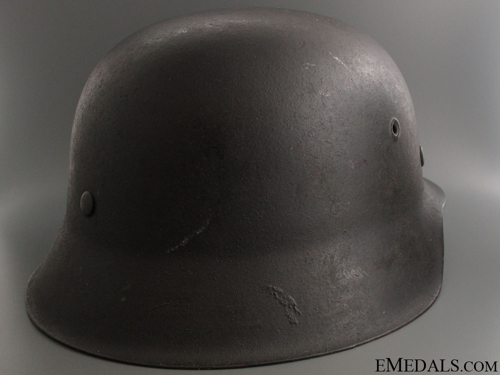 Model 1942 Single Decal Luftwaffe Combat Helmet