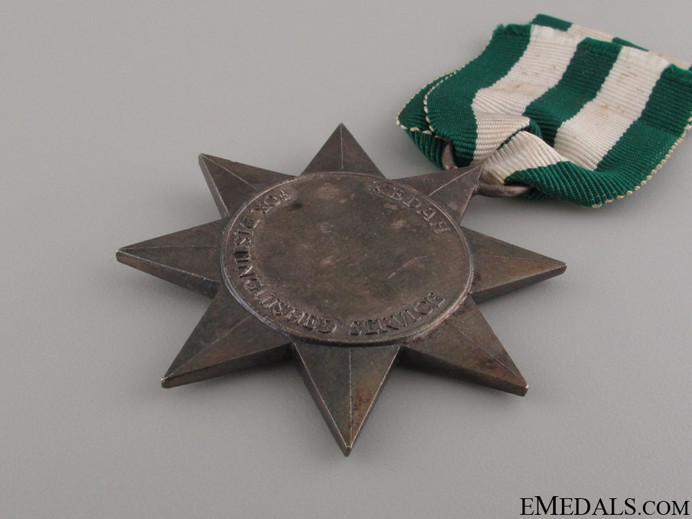 Kedah Distinguished Service Medal