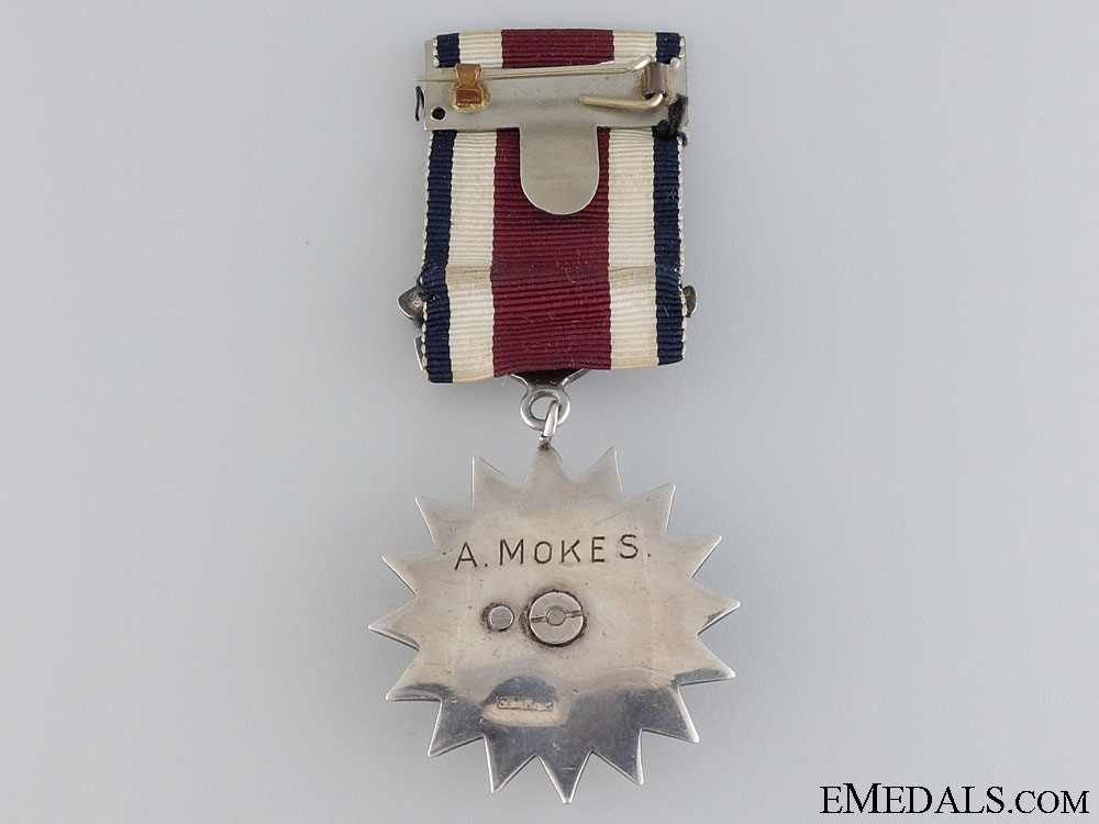 Canadian Corps of Commissionaires Long and Exemplary Service Medal