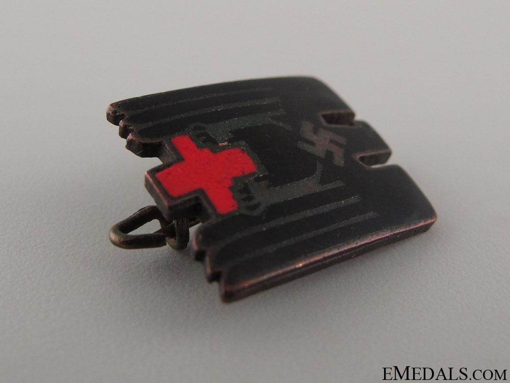 German Red Cross Membership Pin