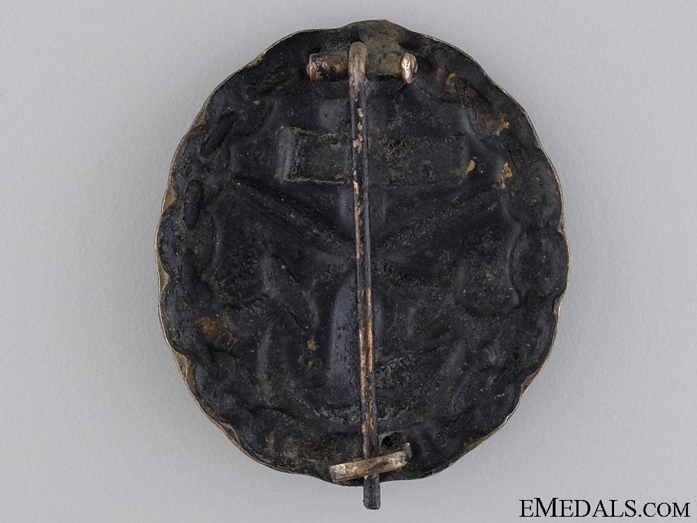 A Kreigsmarine Wound Badge