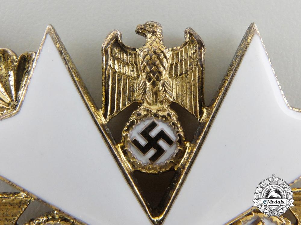 A German Eagle Order; Commander byGodet & Söhn