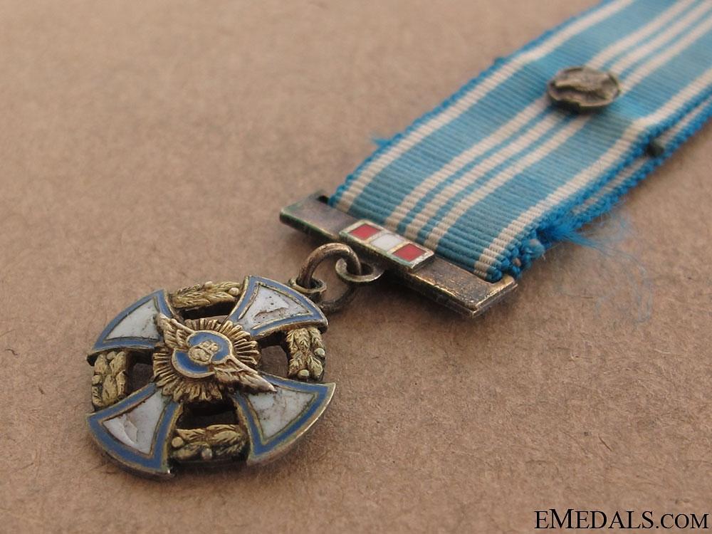 A Miniature Order of Aeronautical Merit