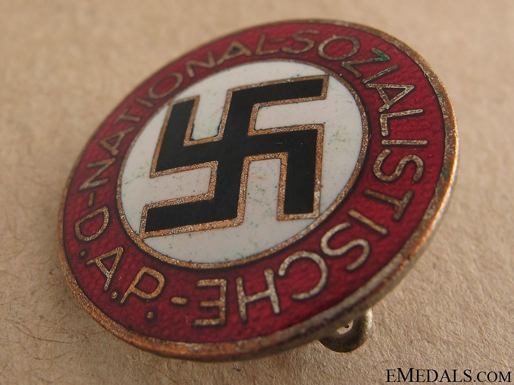 NSDAP Membership Pin