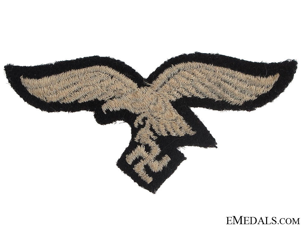 Hermann Göring Div. Mechanic's Cap Eagle