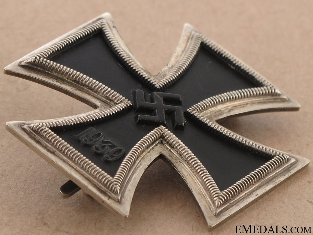 Iron Cross First Class 1939 - Named