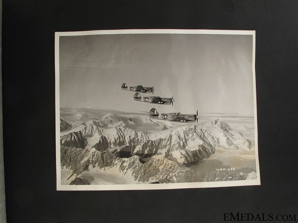 A Superb WWII RCAF Photo Album