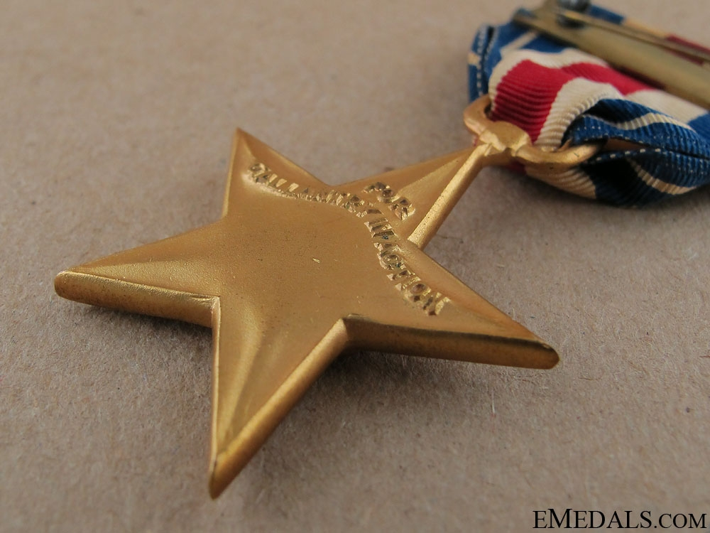 WWII American Silver Star