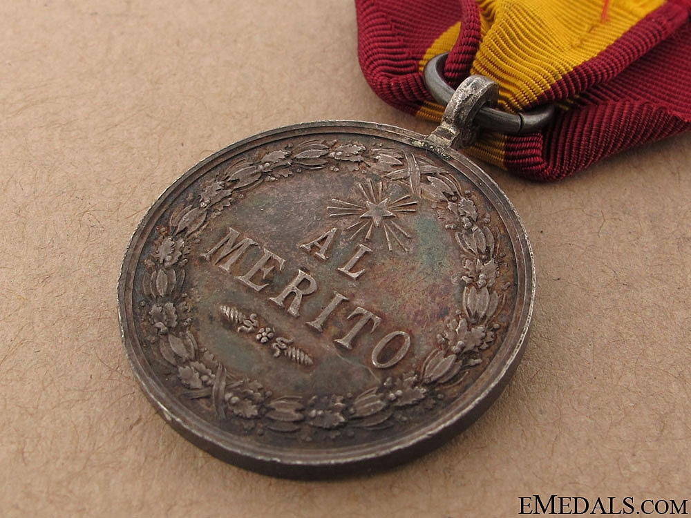 A City of Rome Merit Medal