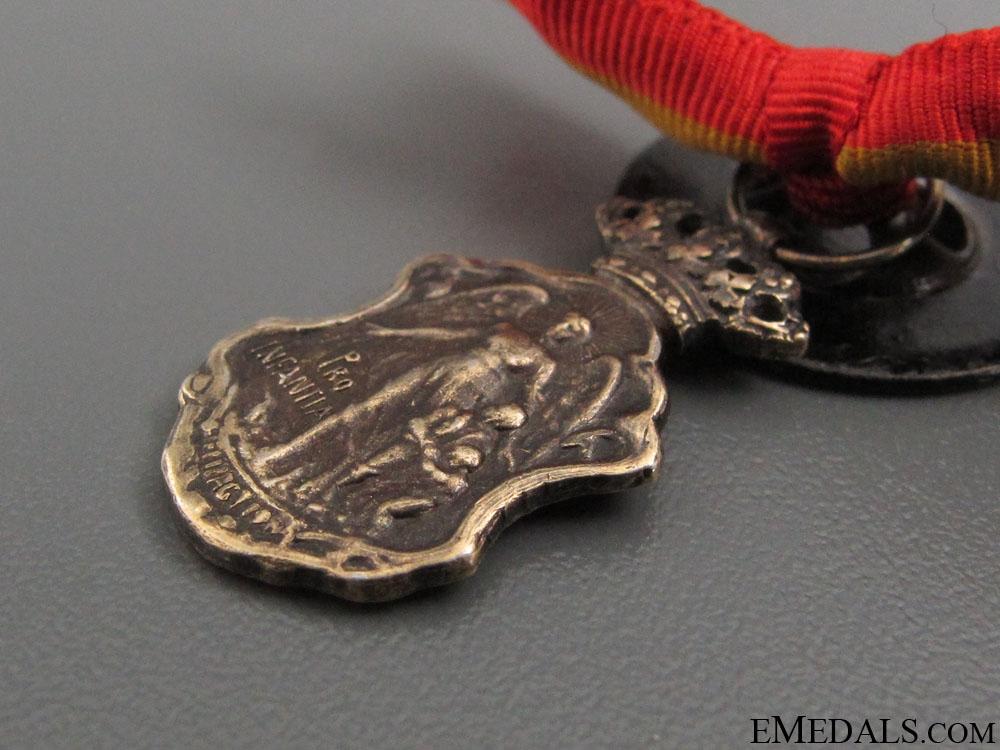 Spanish Protection of Children Medal