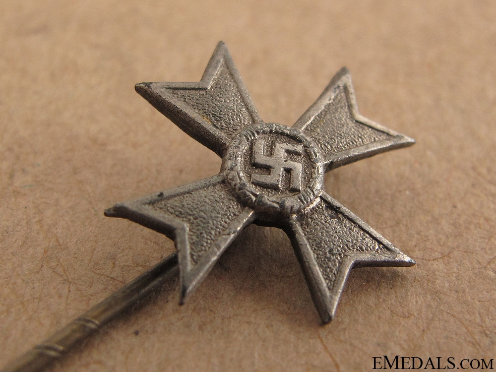 GAB & War Merit Cross Pins