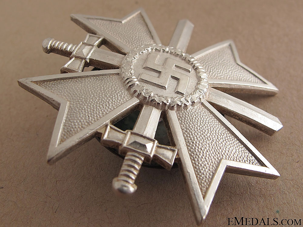 War Merit Cross First Class w/Swords