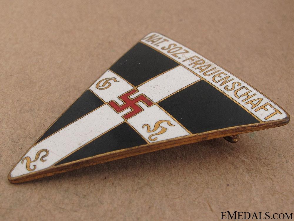 N.S. Frauenschaft Badge