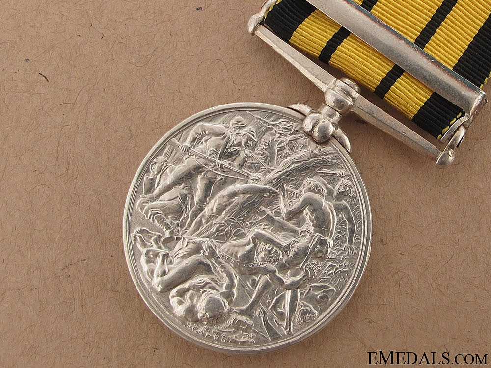 East and West Africa Medal - 1900