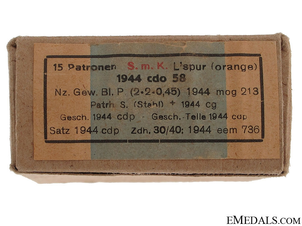 WWII K98 Wooden Practice Rounds