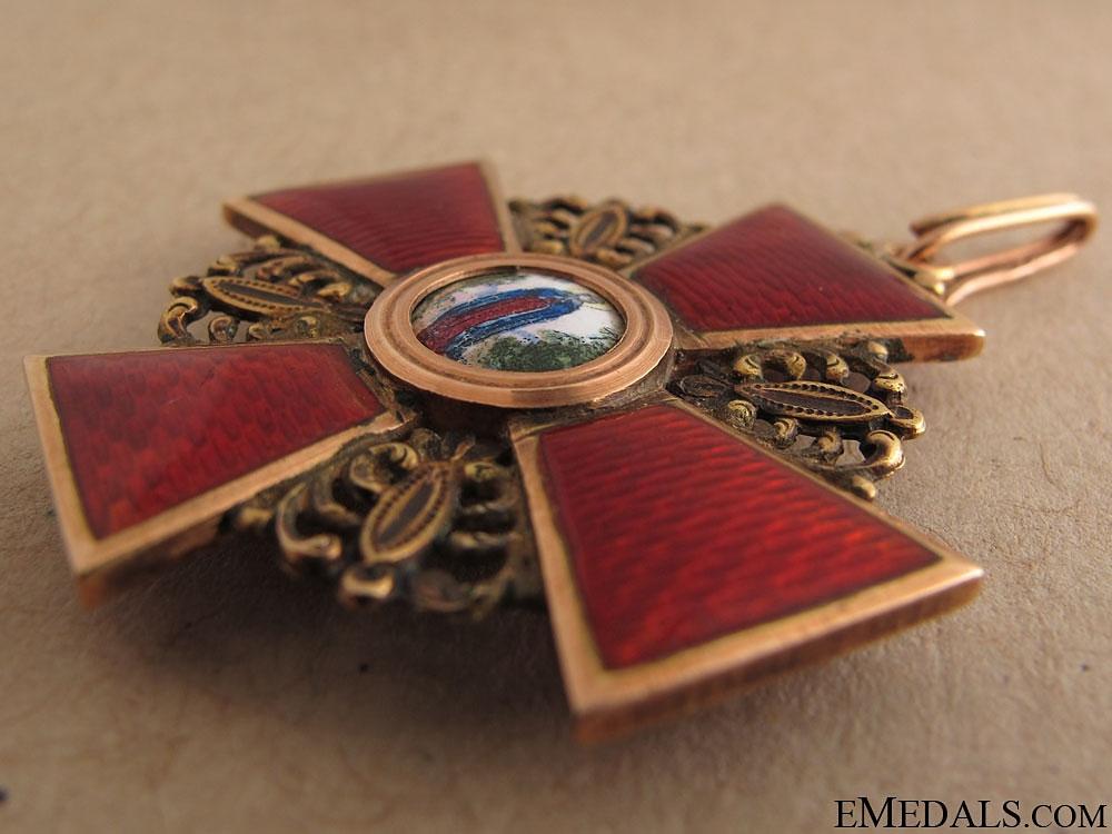 Order of St.Anne - Third Class c.1900